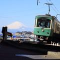 Photos: 湘南・江ノ電といえば。。。これかな??