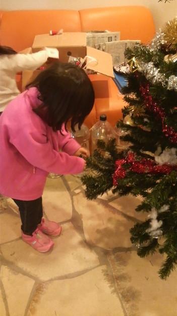 クリスマスツリーを料理で表現!もったいなくて食 …
