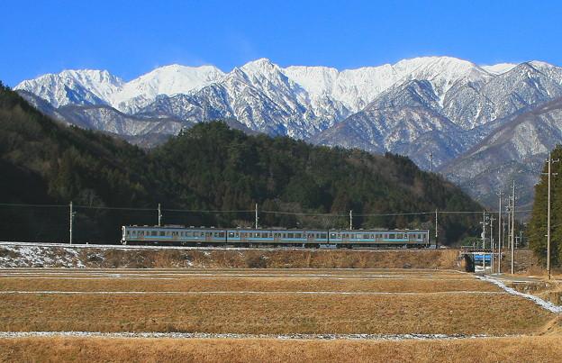冬の飯田線1
