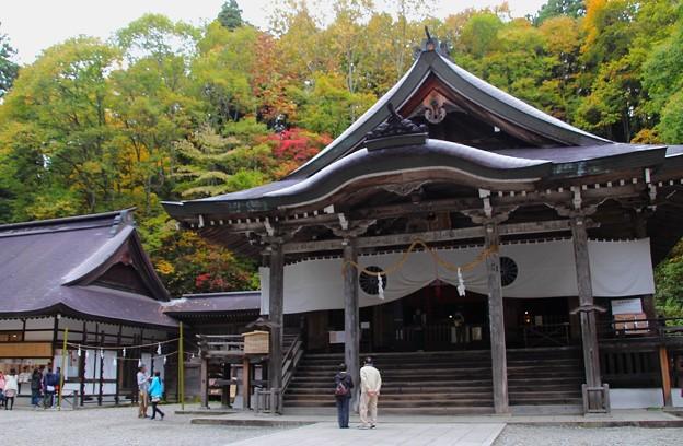 Photos: 戸隠神社#4