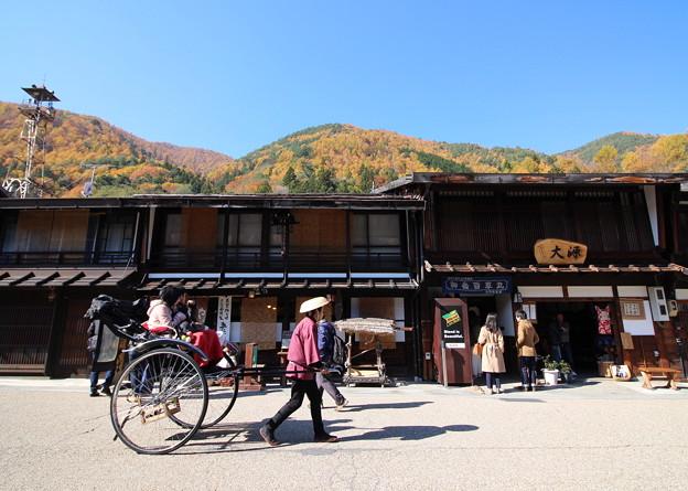 奈良井散策