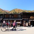 写真: 奈良井散策