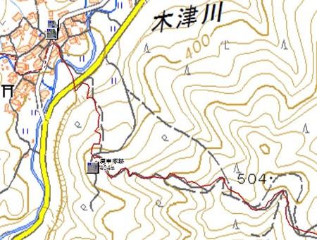 01庚申塚跡MAP