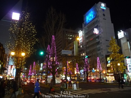 141223-大阪 御堂筋イルミネーション (103)
