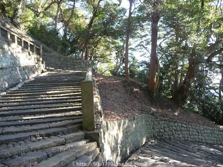 150108-久能山東照宮 参道 (26)