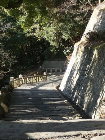 150108-久能山東照宮 参道 (36)
