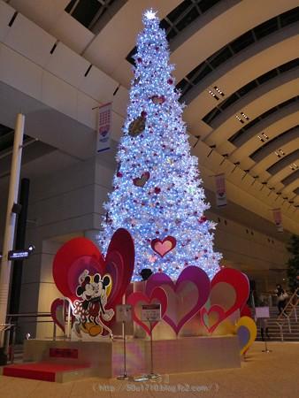 171129-クイーンズスクエア クリスマスツリー (1)