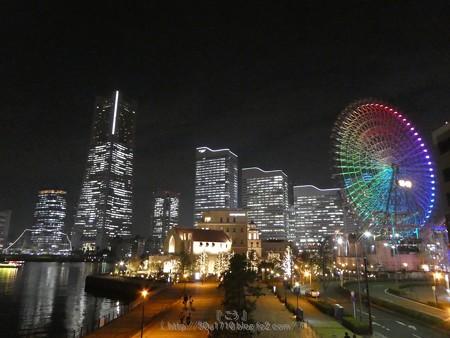 171129-みなとみらい 夜景 (6)