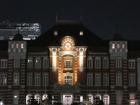 171207-東京駅 夜景 (5)