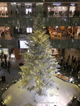 171216-クリスマスツリー KITTE (2)