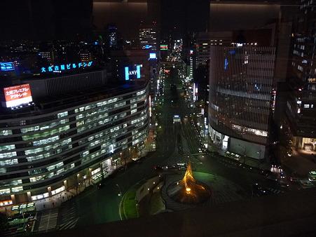 100331-名古屋駅夜景色 (13)