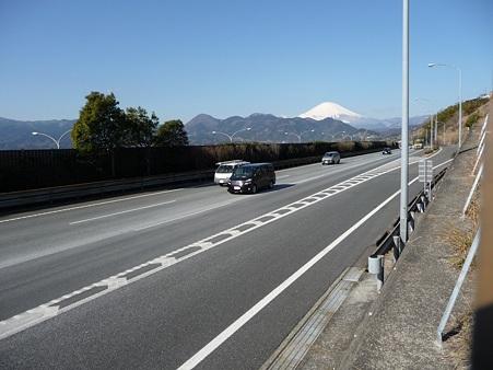 11005-富士山(東名松田BS付近) (1)