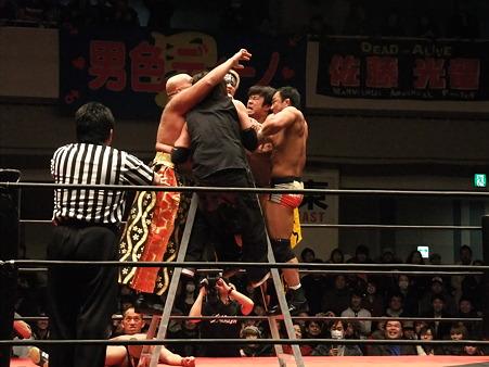 DDTプロレス 後楽園ホール 20110327 (26)