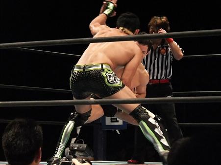 新日本プロレス BEST OF THE SUPER Jr.XVIII 〜Bring it on!〜 ディファ有明 20110528 (21)