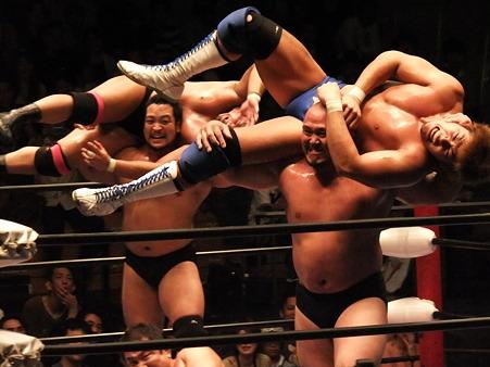 全日本プロレス 後楽園ホール 20110712 (34)