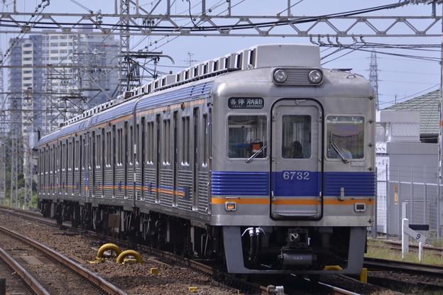 Photos: 南海6300系