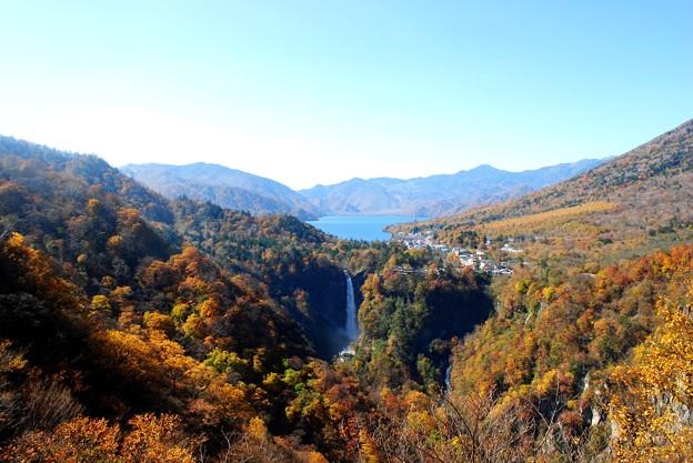 2017秋 日光 華厳の滝