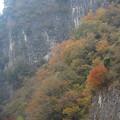 中国地方の山の紅葉
