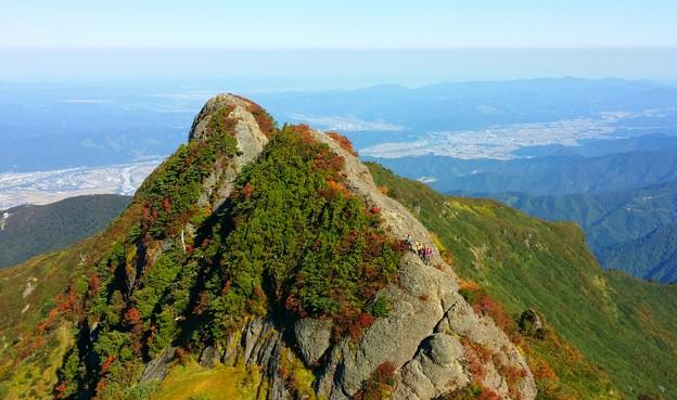 日本の山 アドバンストコース 八海山・八ツ峰縦走 (18)