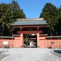 写真: 永林寺 総門