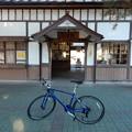 写真: 長瀞駅