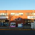 写真: 大洗駅