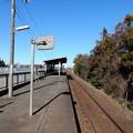 写真: 鹿島灘駅