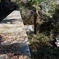 写真: 水道橋の上