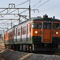 上越線普通列車 521M