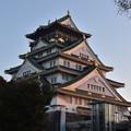 写真: 大阪城 天守閣