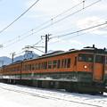 上越線普通列車 731M (115系) (D500版)