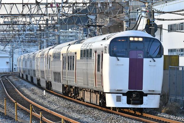 写真: おはようライナー新宿24号