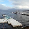写真: 湖畔01-20141108