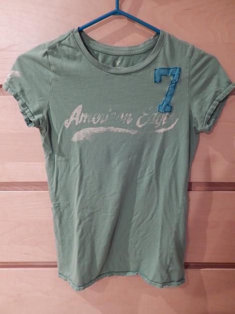 AMERICAN EAGLEのTシャツ