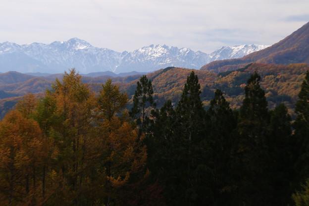 大望峠の秋の眺望3