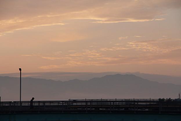 Photos: 山のあなたの空遠く
