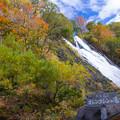写真: オシンコシンの滝