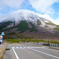 写真: 羅臼岳の迫力
