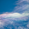 写真: 彩雲その1