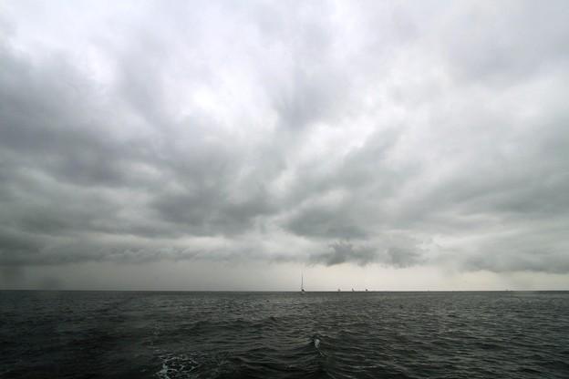 watery cloud