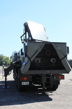 81式短距離地対空誘導弾 射撃統制装置 IMG_0738