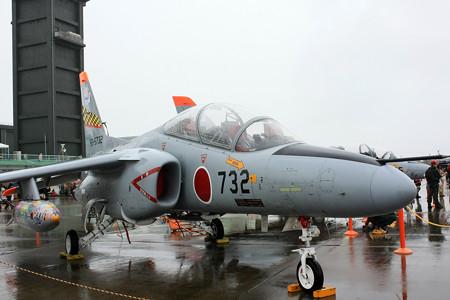 T-4練習機 家康くんスペシャルマーキング(笑) 56-5732 IMG_7049_2