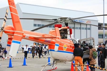 新日本ヘリコプター ベル407 JA6408 IMG_0864_2