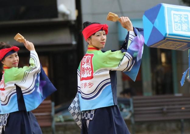 ど祭2017 四万夢多09