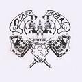 刺青 大阪 タトゥースタジオ tattoomagu logo