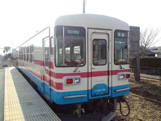 Photos: ひたちなか海浜鉄道に来訪。...