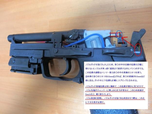 USP改造9-調整
