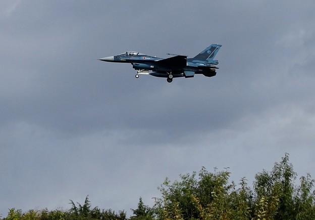 F-2着陸