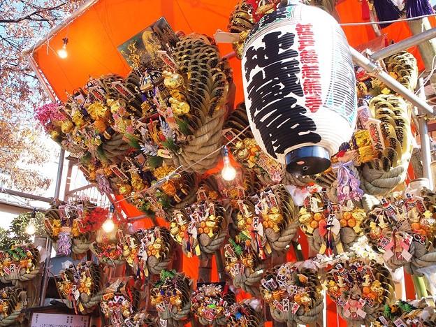 熊野神社酉の市 (2)