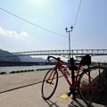 写真: とびしま(豊浜大橋)